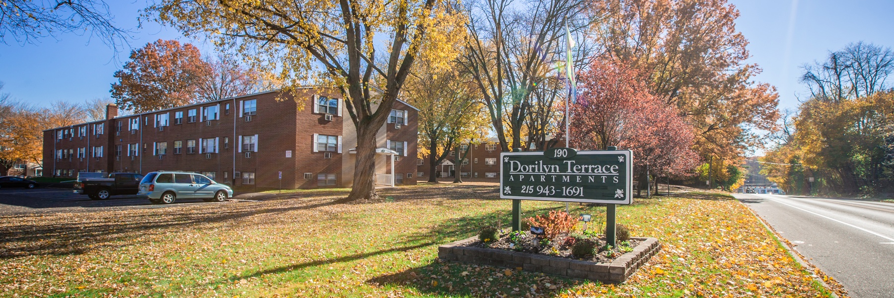 Dorilyn Terrace Apartments For Rent in Langhorne, PA Welcome
