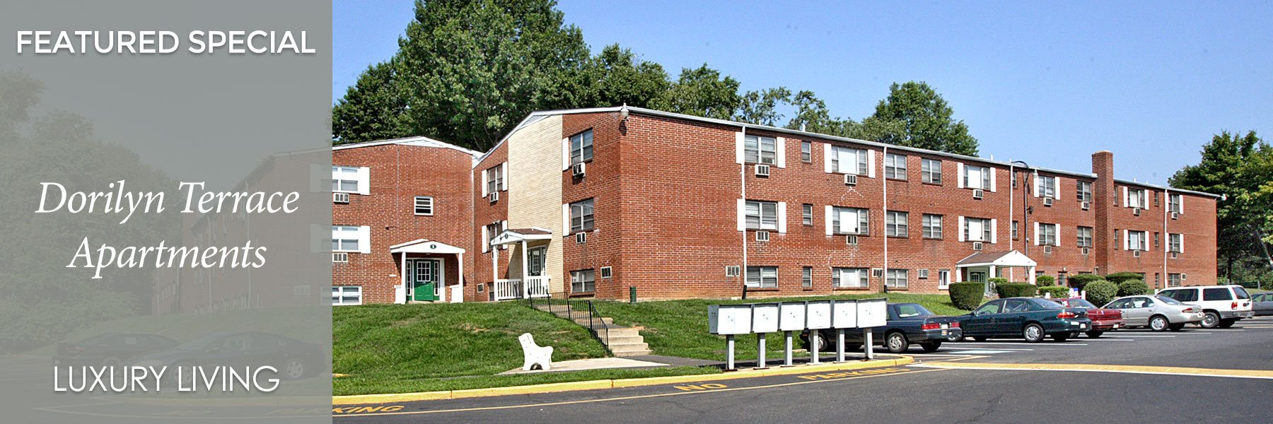 Dorilyn Terrace Apartments For Rent in Langhorne, PA Specials